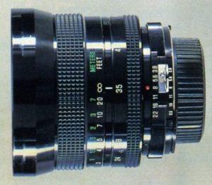 Vivitar Series 1 24-48mm