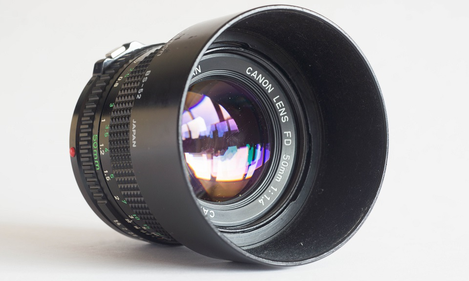 Canon New FD 50mm f1.4