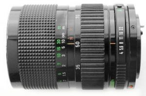 Canon New FD 35-70mm f4