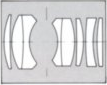 Tamron Adaptall 2 SP 90mm 52B optics