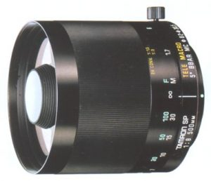 Tamron Adaptall SP 500mm f8 (55B)
