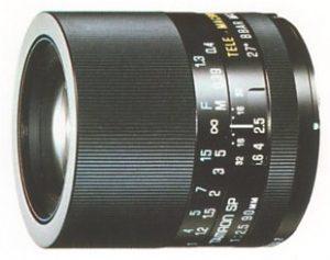 Tamron SP 90mm f2.5 Macro 52B